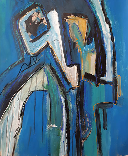 Artiste Suzanne Saindon