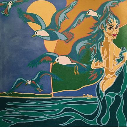 Danille Rpy artiste Saint-Placide