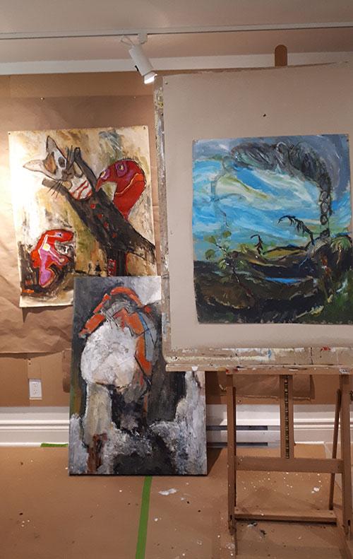 Ateliers Créatifs Route des ARTS