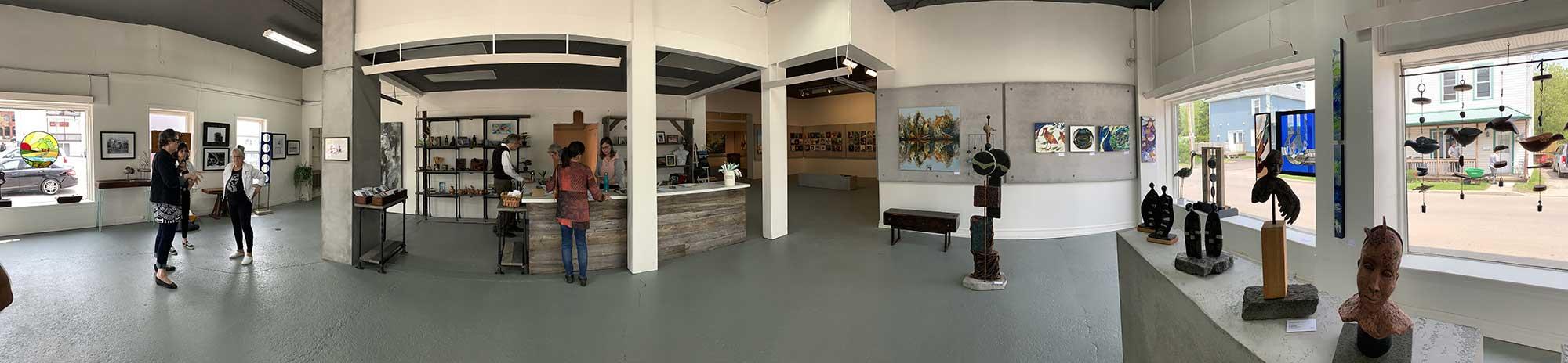 Galerie-Boutique Route des ARTS Lachute