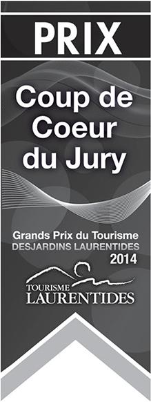 Prix Tourisme 2014