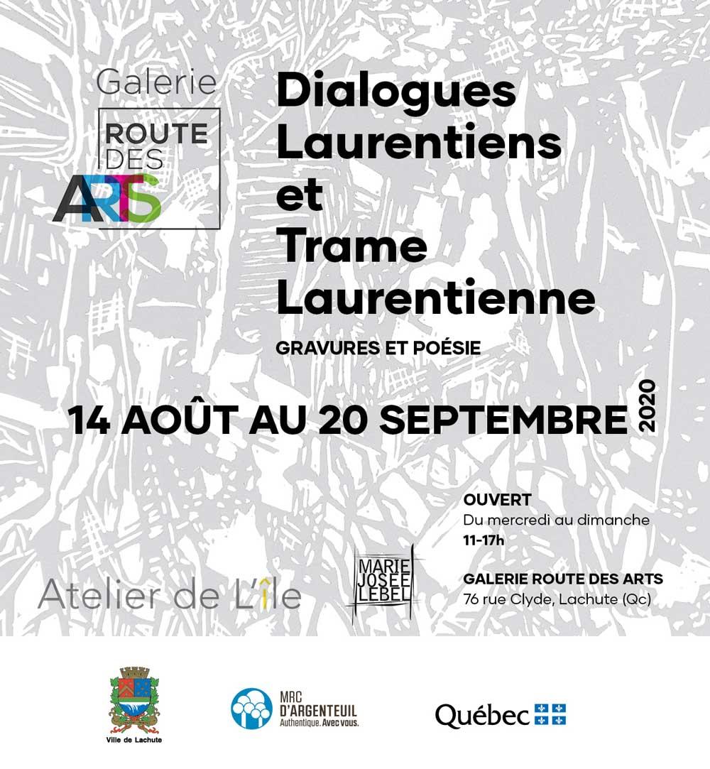 EXPOSITION Route des ARTS 2020